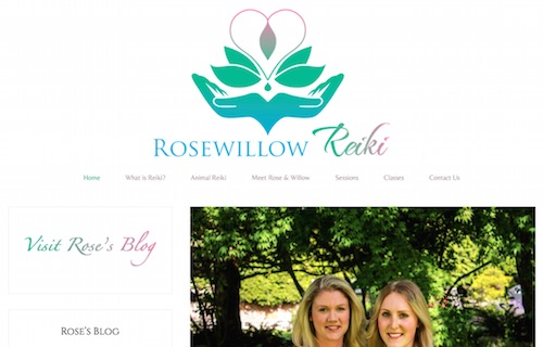 Home of RoseWillow Reiki Vancouver